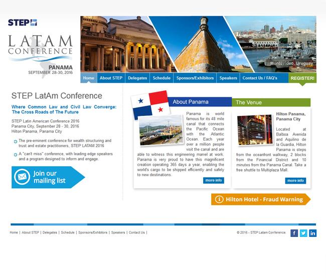 Step Latam Conference